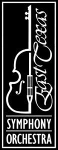 East Texas Symphony Orchestra Logo