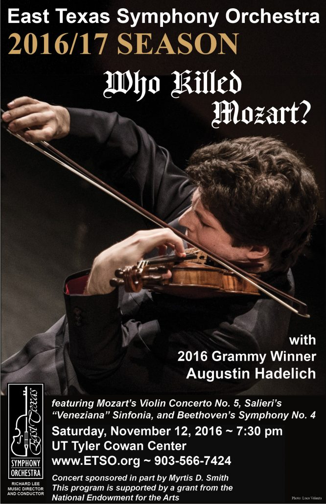 Who Killed Mozart?